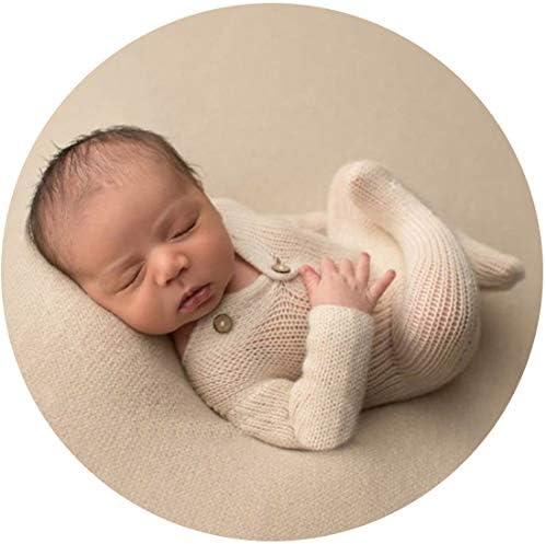 Juliyan ベビー コスチューム 記念写真 出産お祝い 毛糸製 柔らかいセーター かわいい