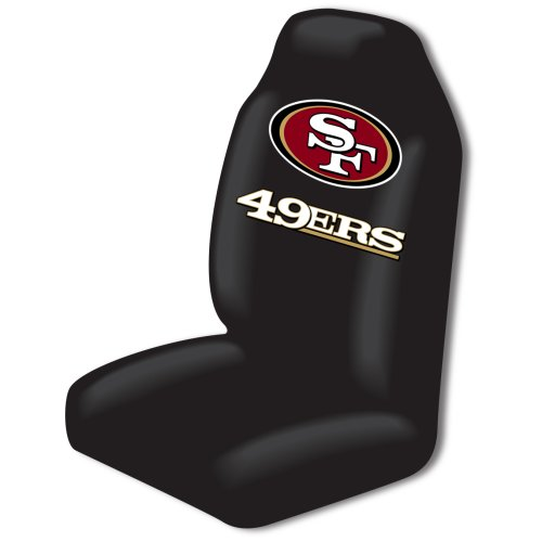 car seat cover 49ers - 1