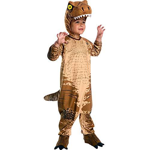 T Rex Costumes (Rubie's Jurassic World: Fallen Kingdom Child's T-Rex Costume,)