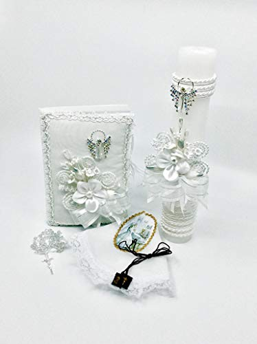First Communion Candle Set for a ()