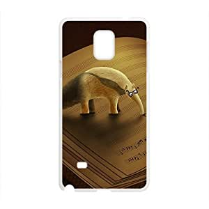 Creative Book Animal Hot Seller High Quality Case Cove For Samsung Galaxy Note4