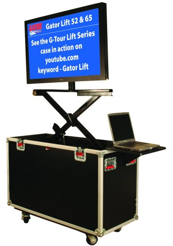 Gator Cases G-Tour LCD Lift, 65