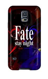 Hot Style NVasPFc8949bJWqK Protective Case Cover For Galaxys5(fate/stay Night)