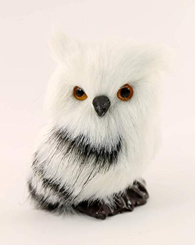 (Little OWL Sitting Harry potter's Owl Learning Resources Miniature Plush Stuffed Animal Toy by)