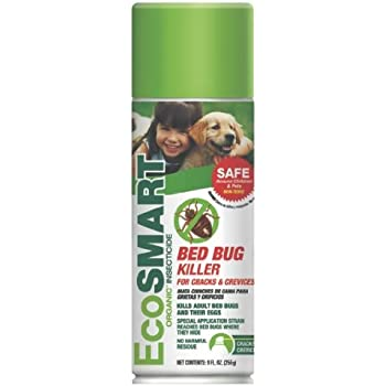 Amazon Com Ecosmart Bed Bug Killer For Mattresses Carpets 14 Oz
