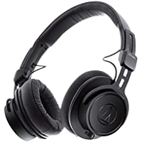 Audio-Technica ATH-M60X Over-Ear 3.5mm Wired Studio Headphones (Black)