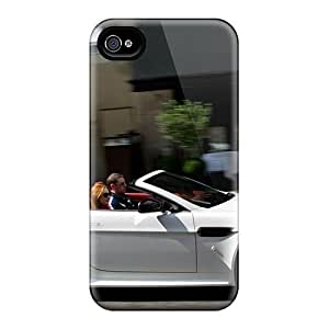 Iphone 4/4s Case Cover Aston Martin V Vantage Roadster Auto Hd Case - Eco-friendly Packaging