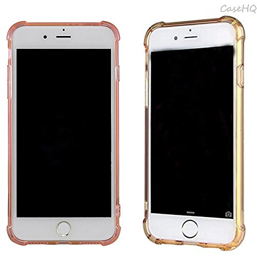 CaseHQ Transparent Flexible Protection Resistant