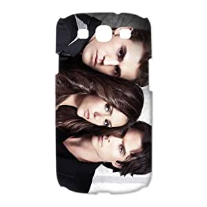 Custombox The Vampire Samsung Galaxy S3 I9300 Case Hard Case Plastic Hard Phone Case-Samsung Galaxy S3-DF00601