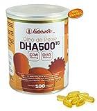 Omega-3 Dha 500, 1000mg, 100 Cápsulas - Naturalis