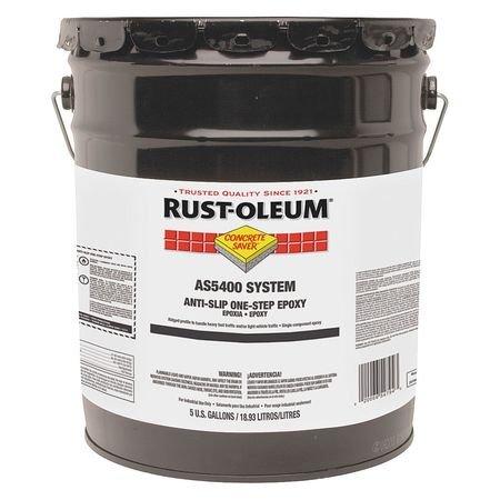 Anti-Slip Floor Coating, 440g/L, 5 gal. by Rust-Oleum