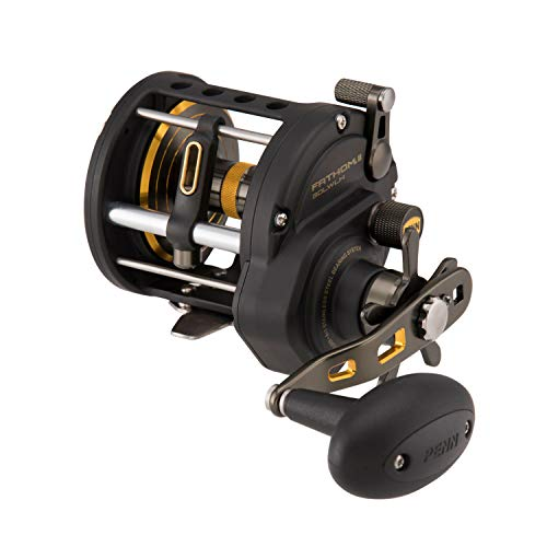 PENN Fathom I II Level Wind Conventional Fishing Reel