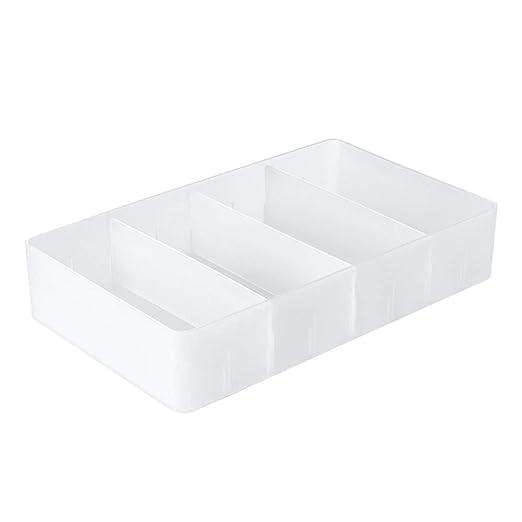 YYDDZ Plástico Organizador del cajón,Utilidad de Conjunto ...