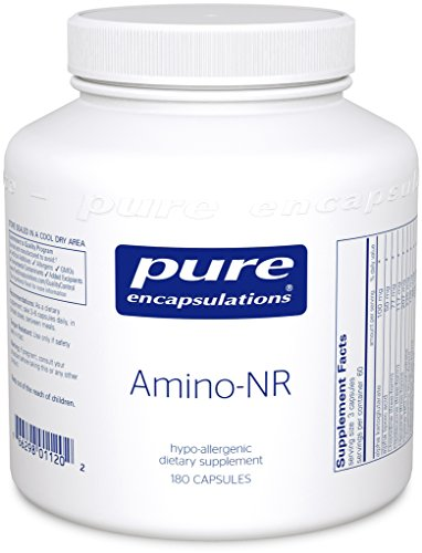 Pure Encapsulations - Amino-NR - Hypoallergenic Amino Acid Complex - 180 Capsules