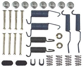 Carlson Quality Brake Parts H7142 Drum Brake Hardware Kit