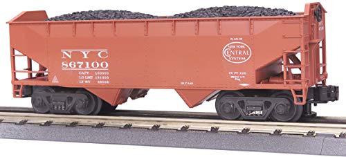 - MTH New York Central 2-Bay Offset Hopper Car w/Coal Load # 867100 Prod# 20-97429