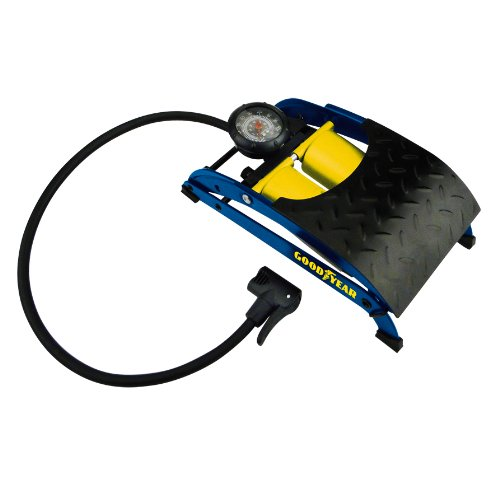 Goodyear 75524 Foot Pump Cylinder, Double