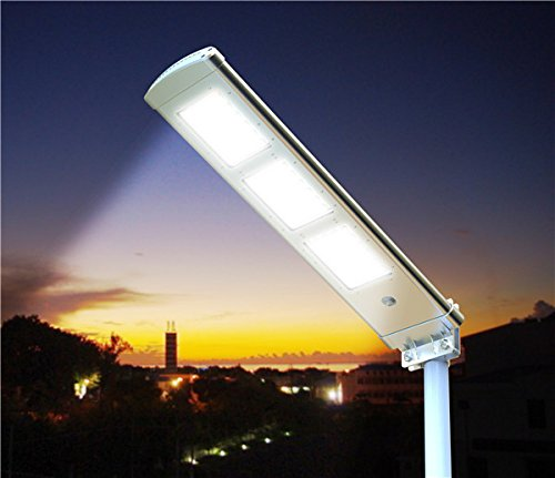 Solar Perimeter Security Lighting in Florida - 8