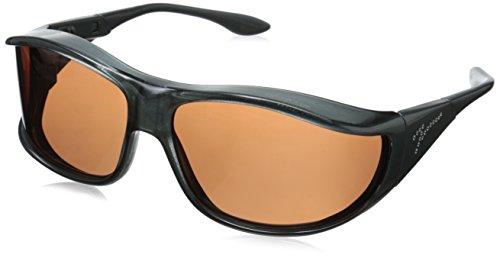 Vistana Polarized Jeweled Fitover Large - Sunglasses Vistana