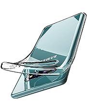 ACCON transparante transparante beschermhoes compatibel met Samsung Galaxy S10/ S10 Plus schokabsorberend ultradun silicone