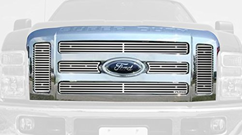 (Putco 91197 Liquid Mirror Solid Aluminum Billet)