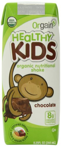 Orgain Healthy Kids Organic Nutritional