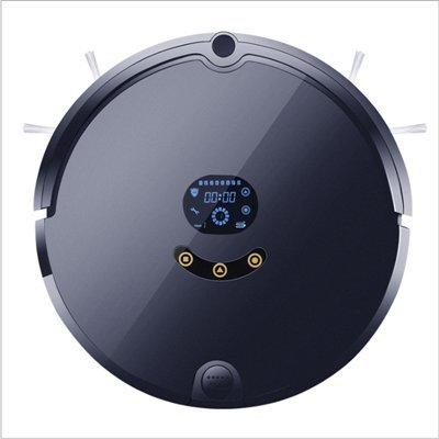 JJYJQR Robot Aspirador Robot Aspirador Con Autocarga De Trapeador Húmedo Para Suelo De Madera Seco Y Húmedo, Azul Marino: Amazon.es: Hogar