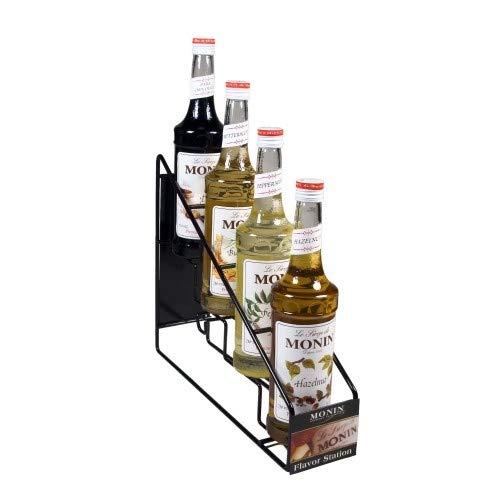 Monin Bottle Rack, Holds Four