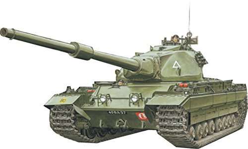 h Heavy Tank Conqueror Model Kit (1/35 Scale) (Exp Tank)