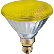 GE Lighting 20945 85-Watt PAR38 Outdoor Incandescent Bug Lite  sc 1 st  Amazon.com & Amazon.com: GE Lighting azcodes.com