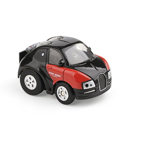 shangda Mini Funny Rc Remote Control Micro Car Can Speed and Change the Tyre for Funny Play, Suitable for the Game Toys Kids