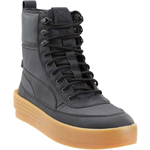 89bf7039da365c PUMA Men s PUMA x XO by The Weekend Parallel Tactical Sneakers Puma Black  Puma Black