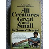 All Creatures Great and Small, James Herriot, 0553204343