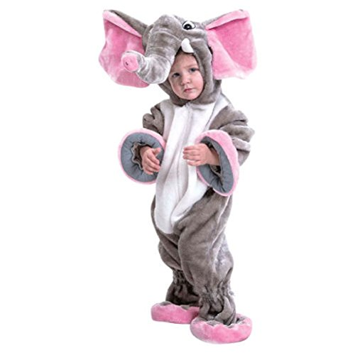 Ponce Toddler Elephant Costume Unisex Boys Girls Child 3T-4T Kids Hooded Jumpsuit - Buy Online in UAE. | ponce festival cosplay Products in the UAE - See ...  sc 1 st  Desertcart & Ponce Toddler Elephant Costume Unisex Boys Girls Child 3T-4T Kids ...