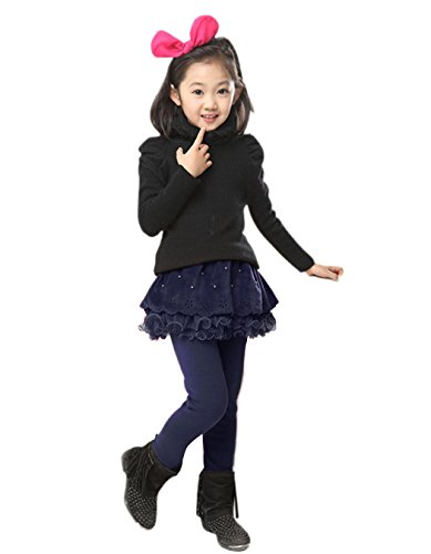 Arshiner Girls Warm Tutu Leggings in Cotton for School Play by Arshiner (Image #3)
