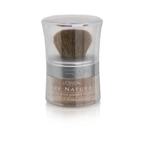 L'Oréal Paris True Match Mineral Loose Powder Foundation Light Ivory
