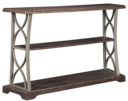 wire console table - 1