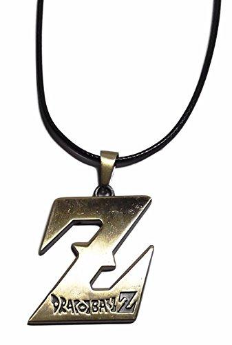 Bronze Dragon Ball (Dragonball Z Logo Bronze Pendant Necklace)