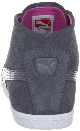 Puma Glyde Mid Wns 354049 Damen Sneaker Grau (steel grey-chateau rose 02)