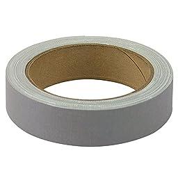 Bookguard Premium Cloth Book Tape-GRAY-1\'W x 15yds.L