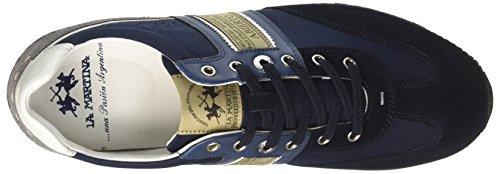 Sneaker Uomo Dark La Blue Blu Martina 6nxwFSw51