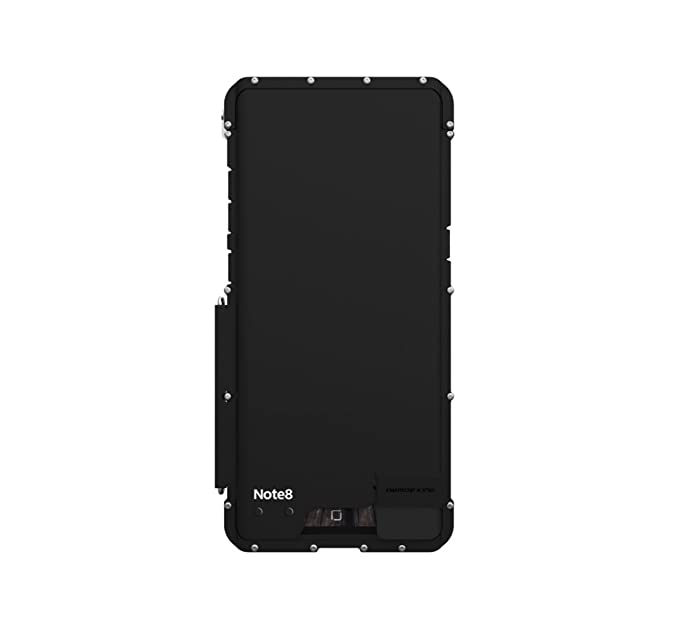 new arrival c67e0 af285 Galaxy Note 8 Case,Note 8 Aluminum Metal Case,Fusicase 360 Armor King Cool  Stainless Steel Aluminum Case Flip ull Body Armor Hybrid Defender ...