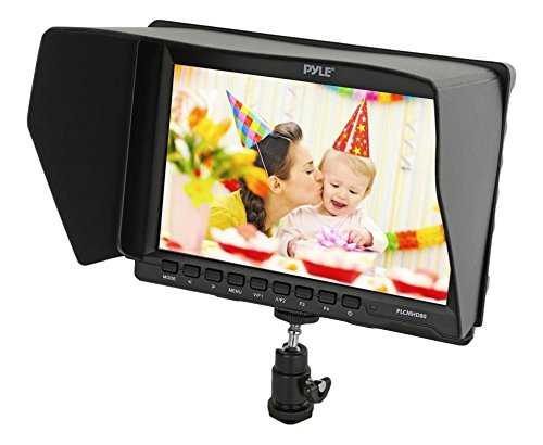 Pyle Monitor Cameras 1280x800 Display