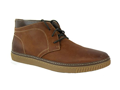 Johnston Murphy Boots (Johnston & Murphy Men's Wallace Chukka Boot Size US 10 M Chestnut Style # 25-2814)