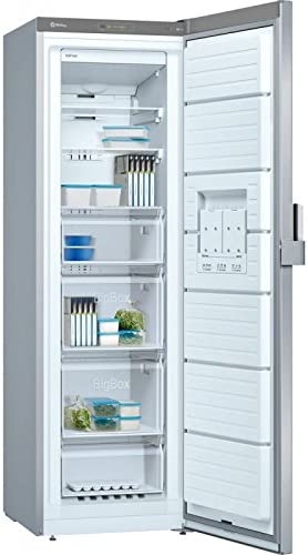 Balay 3GFB642XE Independiente Vertical 242L A++ Acero inoxidable ...