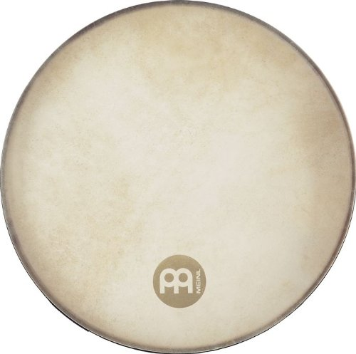 Meinl Percussion FD18T 18-Inch Tar With Goat Skin Head, African Brown by Meinl Percussion