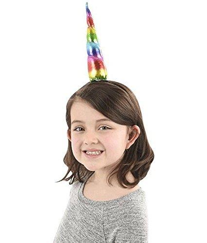 Rainbow Unicorn Headbands - 12 ct ()