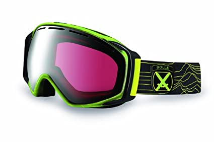 92769a789a92 Bolle Gravity Snow Goggles (Chad Otterstrom Signature Frame Vermillon Gun  Lens)