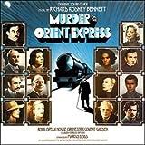 Richard Rodney Bennett - Agatha Christie's Murder On The Orient Express (Original Soundtrack Recording) - EMI - 1 C 056-81 778