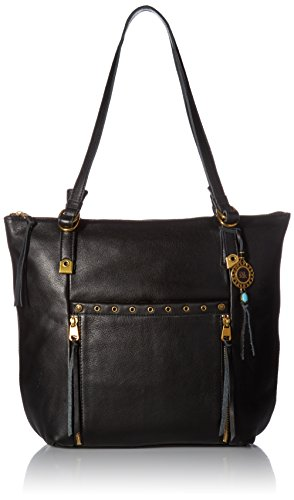 The Sak Ojai Leather Tote - Black - One Size
